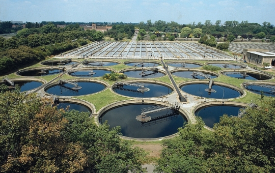 Industry Served: Water Waste Treatment
